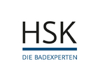 Badkamer met blauwe tegels - HSK