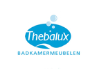 Badkamermeubel met wastafel - Thebalux