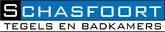Logo Schasfoort tegels & badkamers