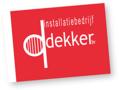 Logo Dekker Installatiebedrijf