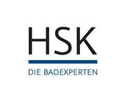 Badkamer met gouden accessoires - HSK