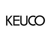 Badkamer met blauwe tegels - Keuco