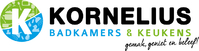 Logo Kornelius Badkamers & Keukens