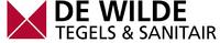 Logo De Wilde Tegels en Sanitair