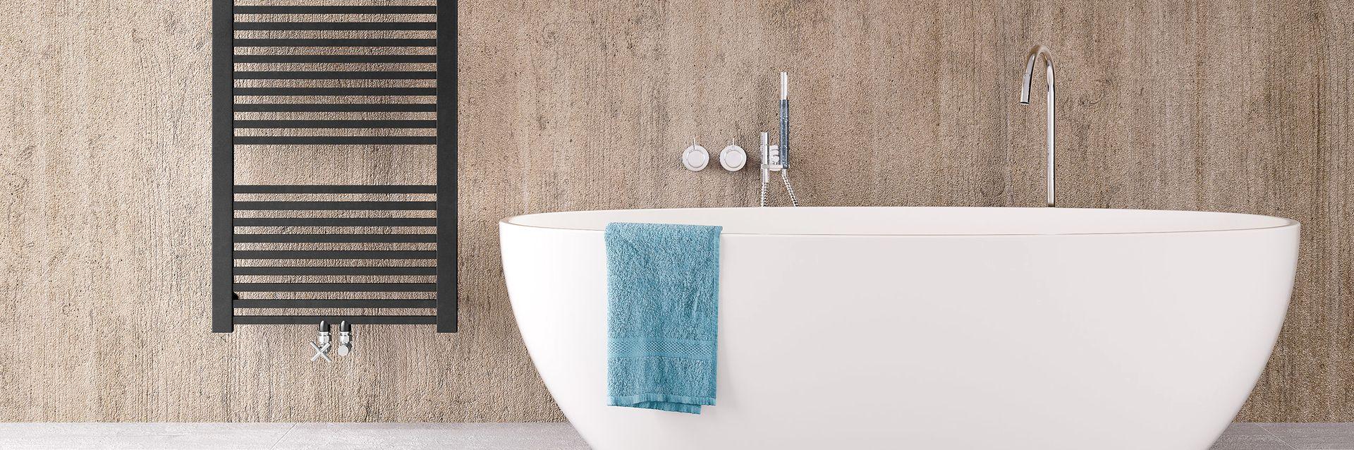 Verwarming in de badkamer - dit zijn de mogelijkheden - Verwarming ...