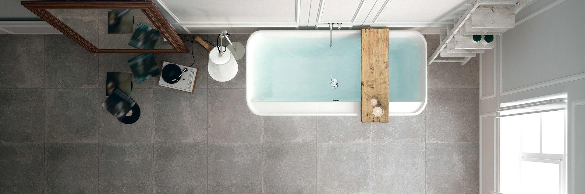 Tegels in de badkamer: dit zijn de mogelijkheden - Baden+