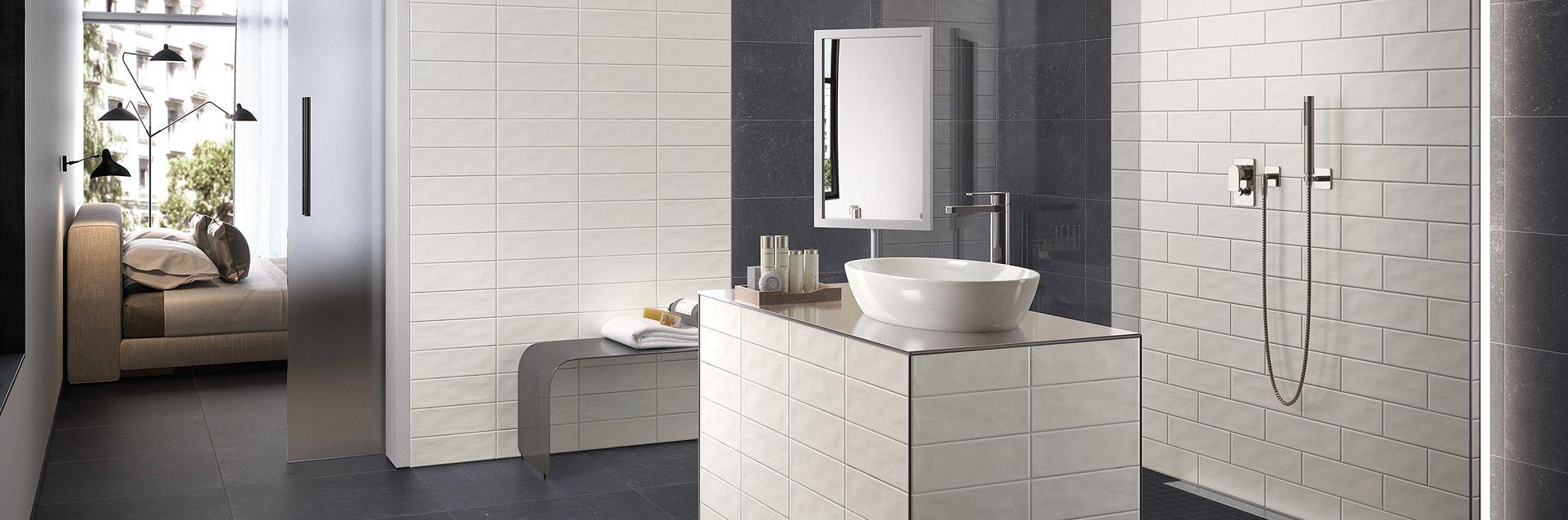 Wandtegels voor de badkamer bekijk de mogelijkheden for Wandtegels badkamer