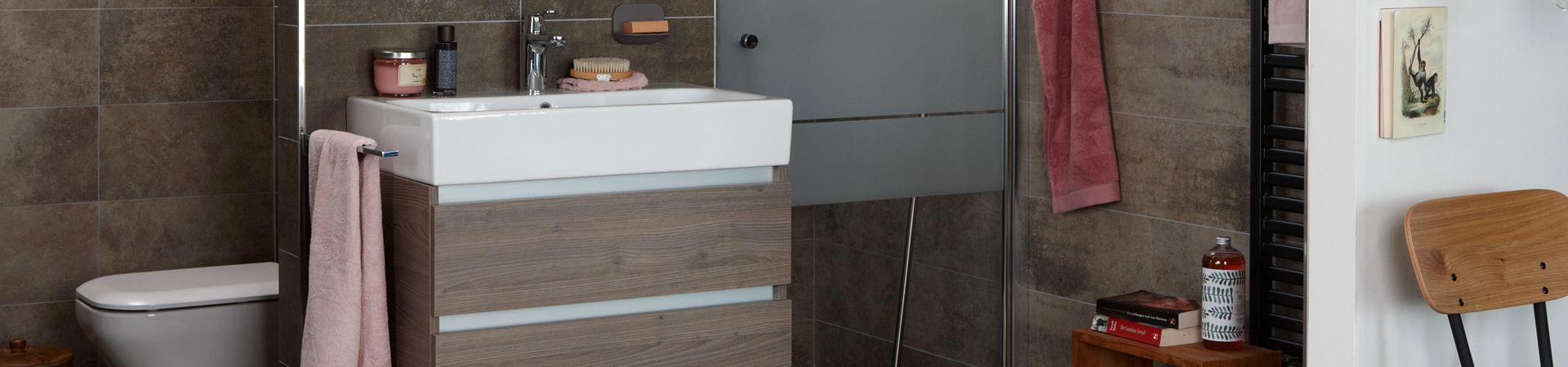 Inspiratie voor de kleine badkamer – lees alle tips - Baden+