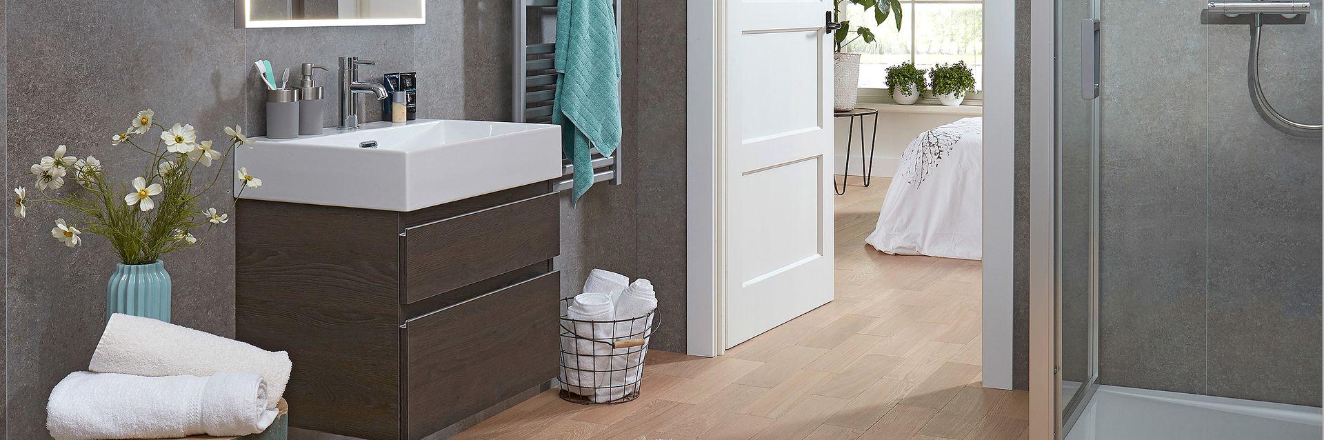 een bruynzeel badkamermeubel maakt uw badkamer compleetbaden