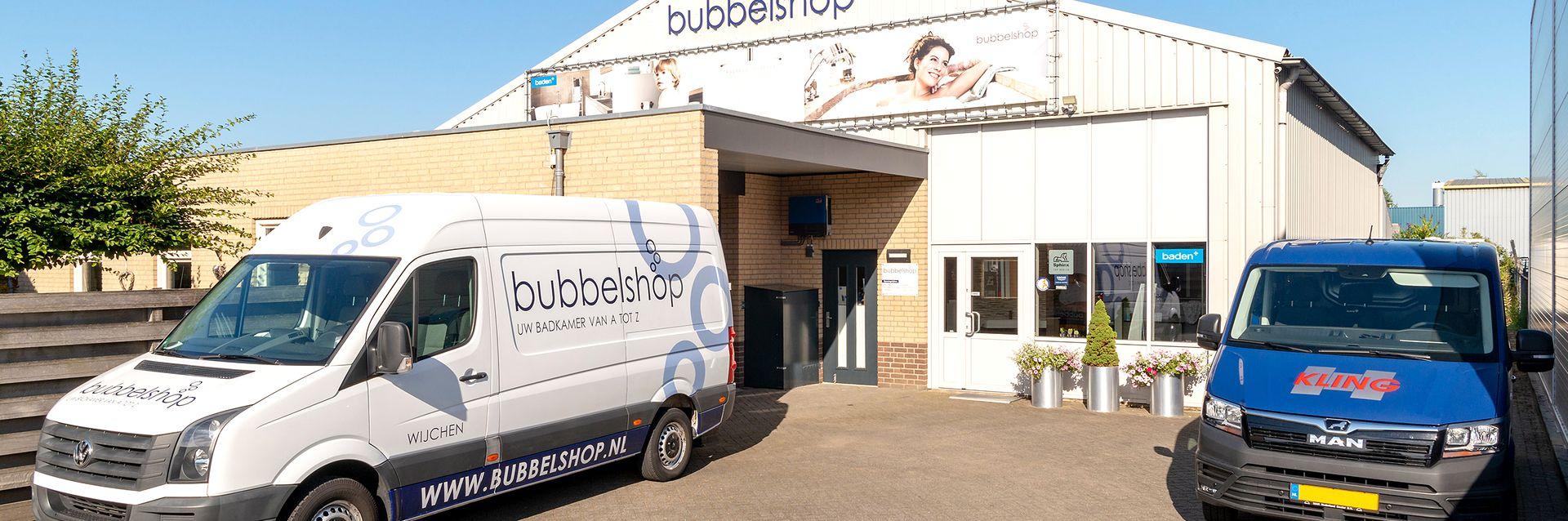 Installatiebedrijf - Bubbelshop Badkamers specialist in complete ...