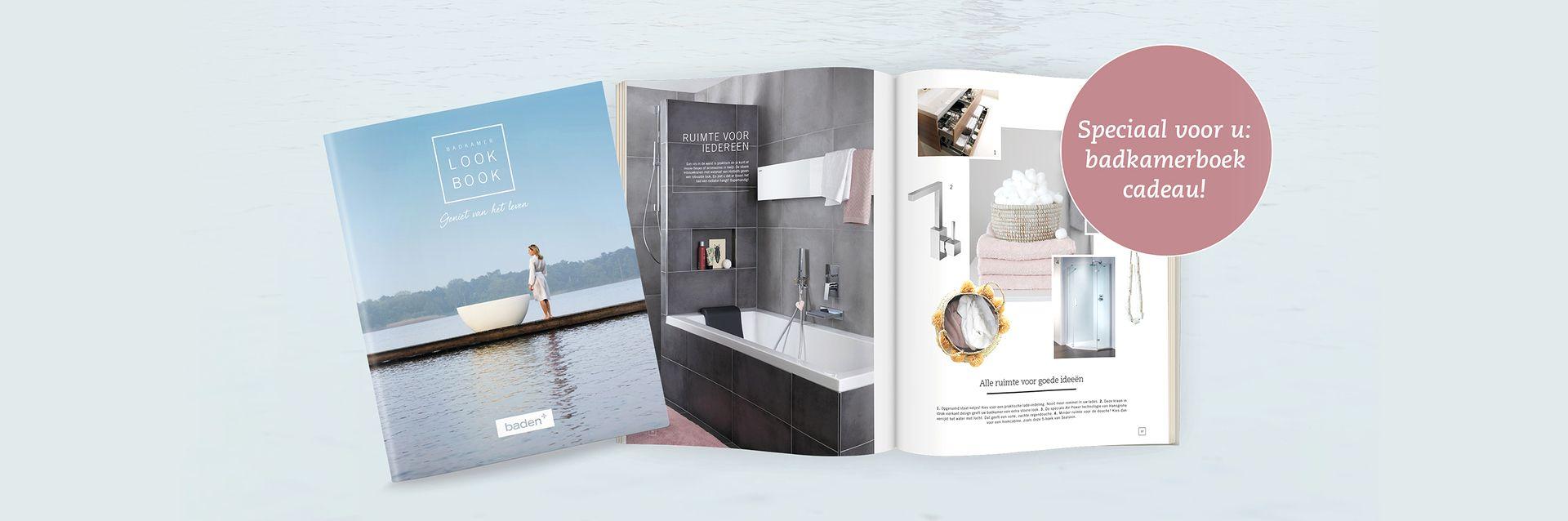 Baden+ badkamer inspiratieboek - Baden+ badkamer inspiratieboek