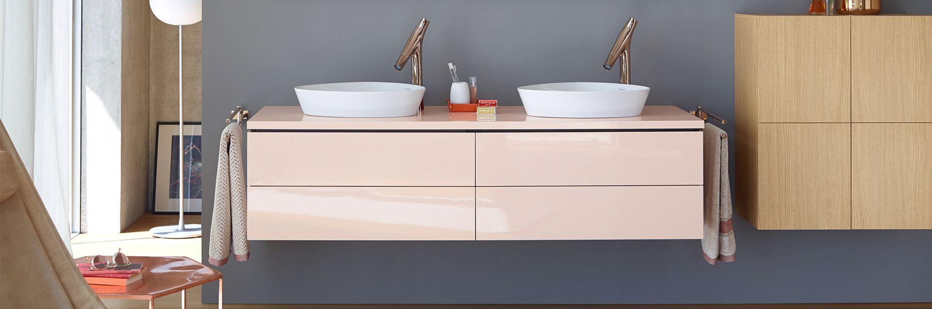 Duravit badkamermeubel – stijlvolle opbermogelijkheden voor uw ...