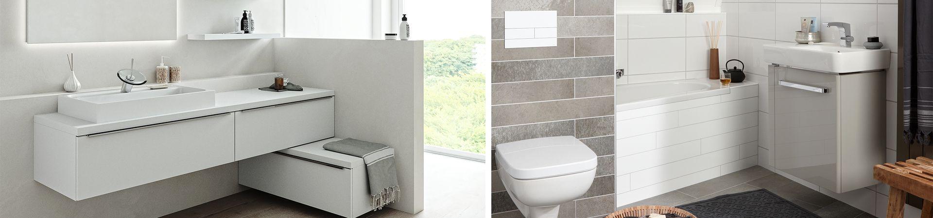 Tips voor een slimme badkamerindeling - Tips voor een slimme badkamerindeling