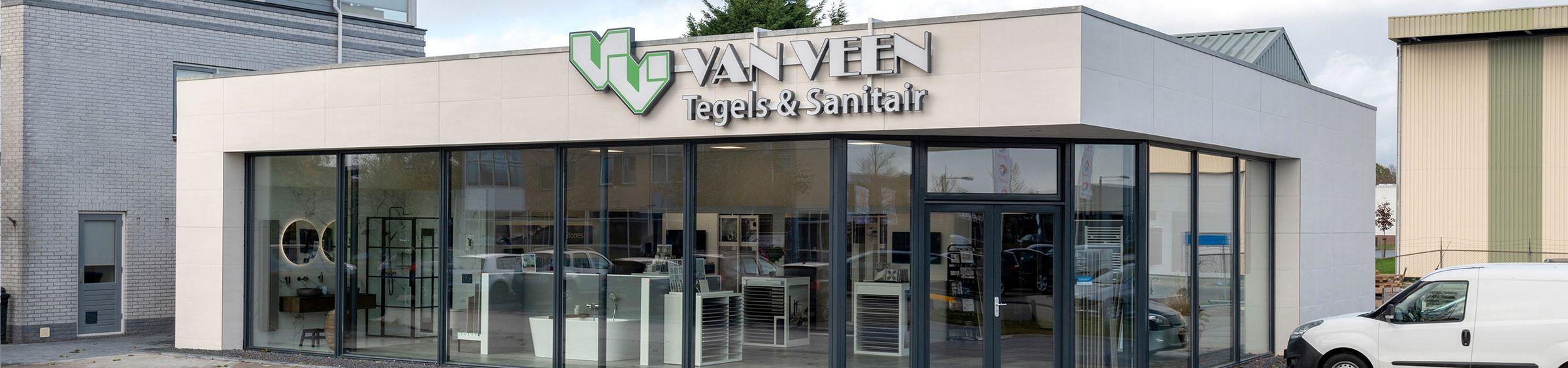 Van Veen Tegels & Sanitair - Van Veen Tegels & Sanitair