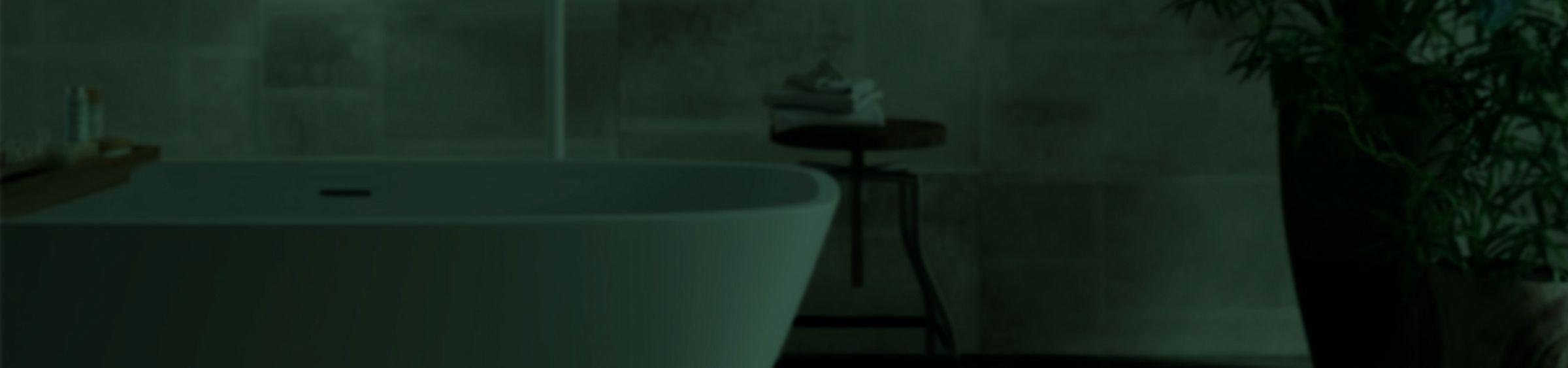 Tegels in de badkamer - Banner - Welke trend stijlen passen bij u?
