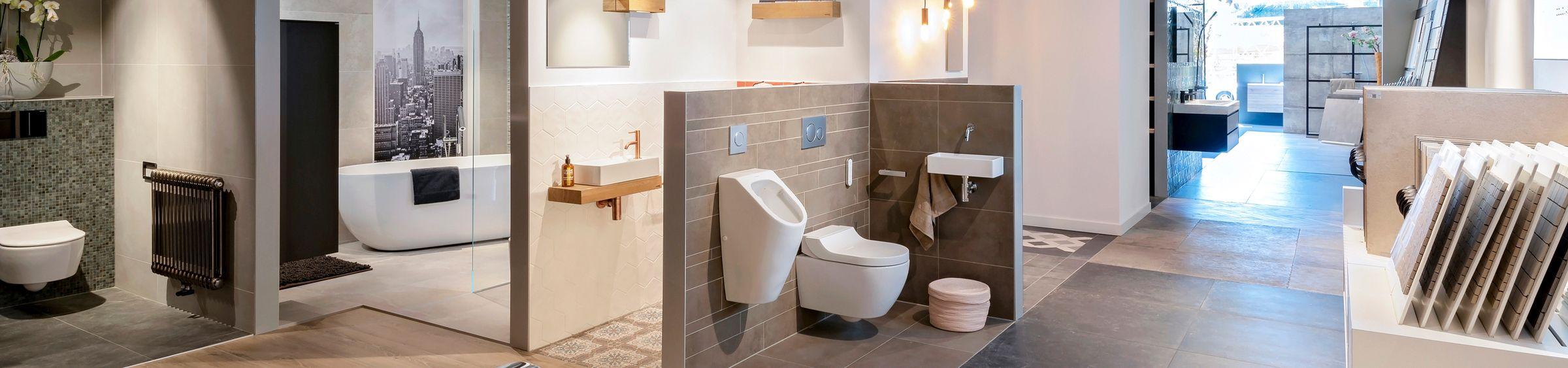 Badkamers Nunspeet De Wilde Tegels En Sanitair
