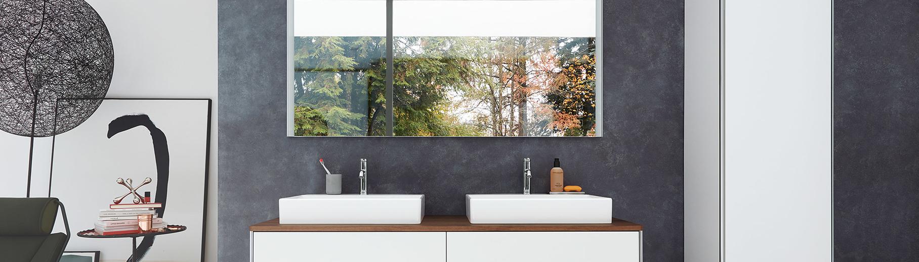 Badkamerspiegel met verwarming voor ultiem comfort en functionaliteit
