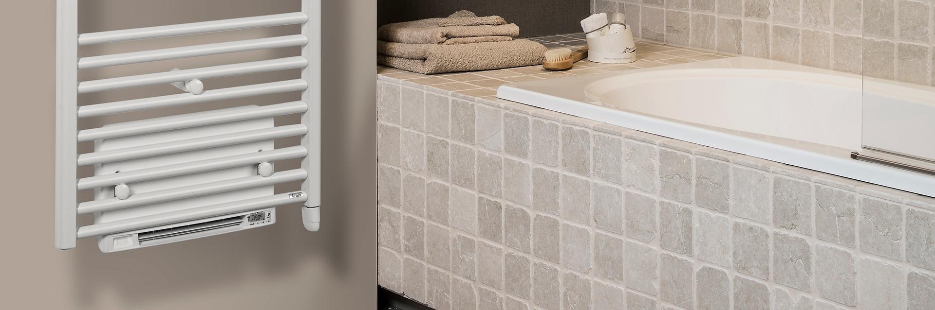 Elektrische verwarming - elegante design radiator