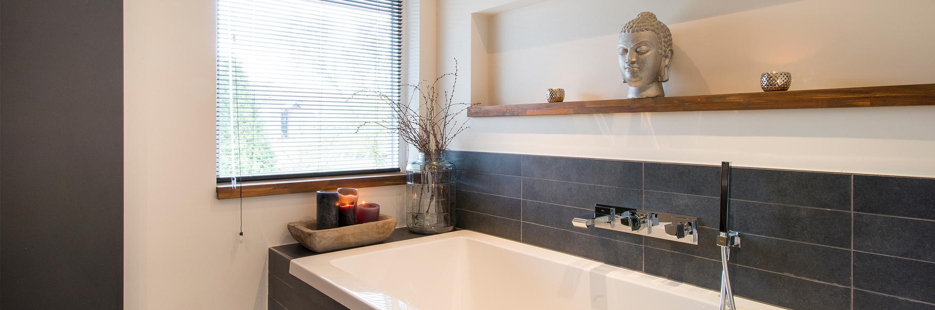 Fonkelnieuw Ideeën opdoen voor een badkamer jaren dertig woning - Baden+ BO-86