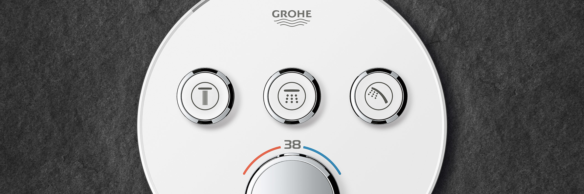 Grohe rainshower SmartControl - Grohe rainshower SmartControl