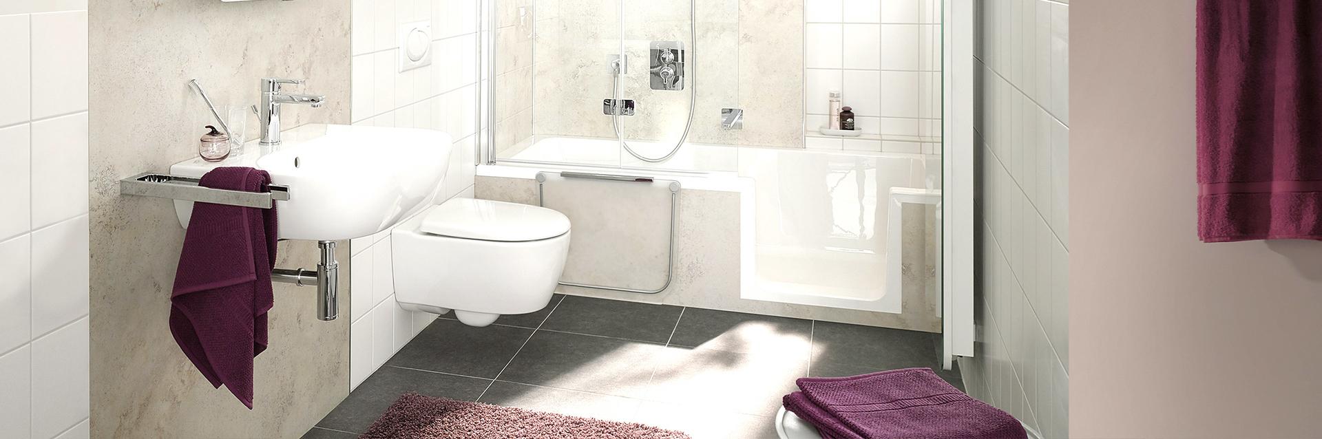HSK Dobla: ligbad en douche in één - HSK Dobla: ligbad en douche in één