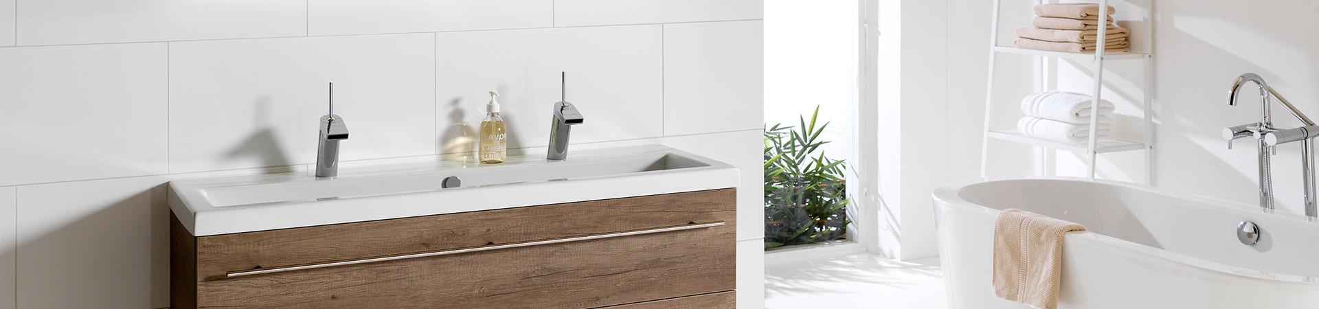 Scandinavische woonstijl in de badkamer - Scandinavische woonstijl in de badkamer