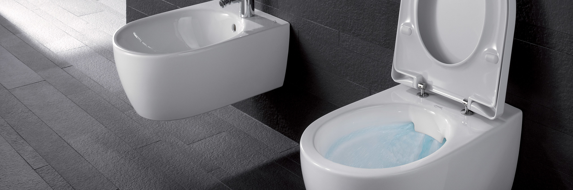 Geberit Rimfree toilet - Geberit Rimfree toilet
