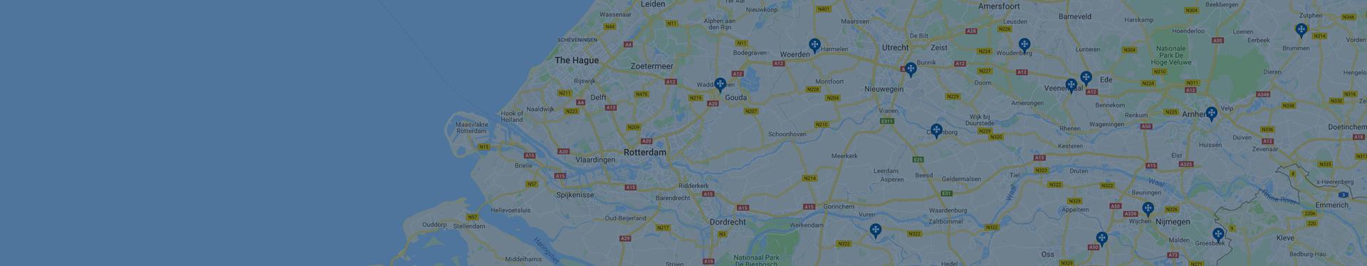 Van Rijn Products - Banner - Zoek een winkel