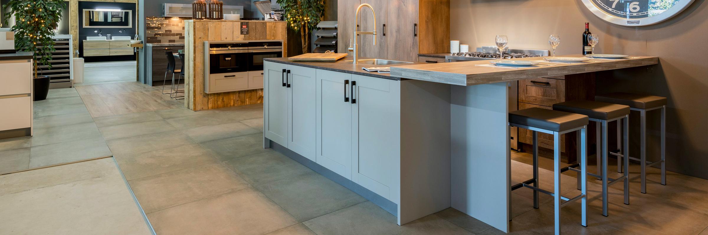 Keukens en tegels - Keukens en tegels
