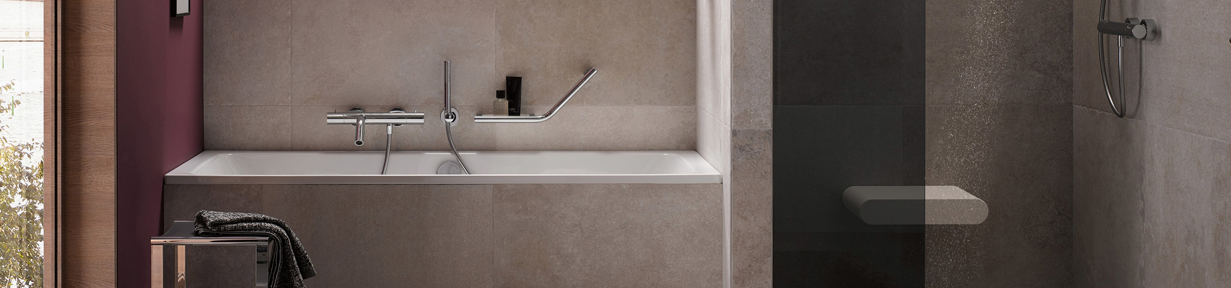 De veilige badkamer voor de toekomst - De veilige badkamer voor de toekomst
