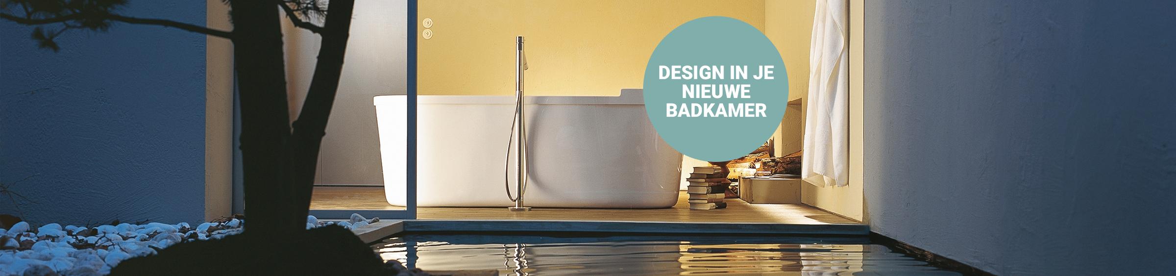 Design in de badkamer - Design in de badkamer
