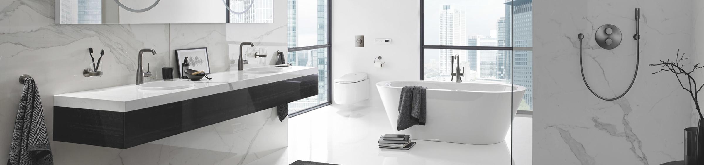 Grote badkamer indelen - Grote badkamer indelen