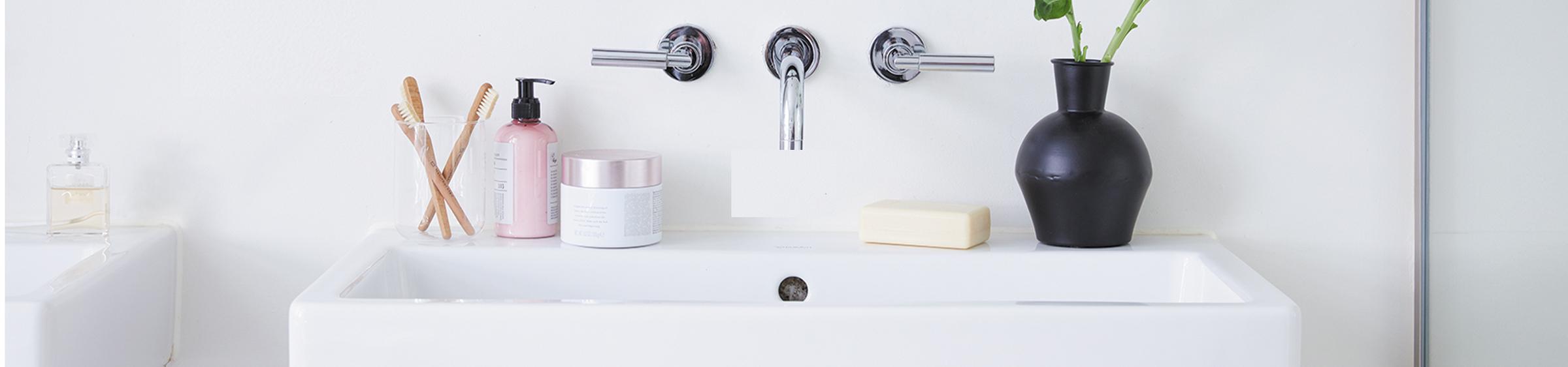 Snelle schoonmaaktips voor de badkamer - Snelle schoonmaaktips voor de badkamer