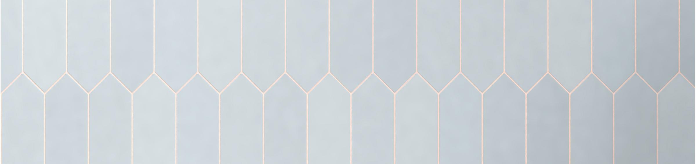 Trend: blauw in de badkamer - 2. Bohemien vibe met blauw mozaïek