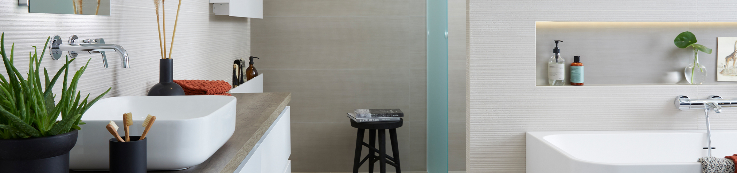 Een nieuwe badkamer: waar moet je aan denken? - Een nieuwe badkamer: waar moet je aan denken?
