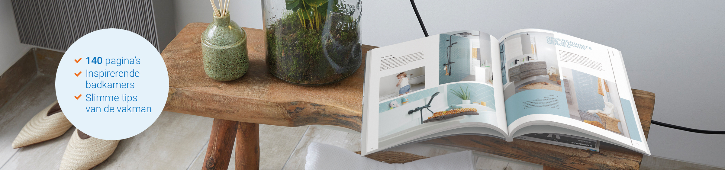 Badenplus badkamer inspiratieboek - Badenplus badkamer inspiratieboek