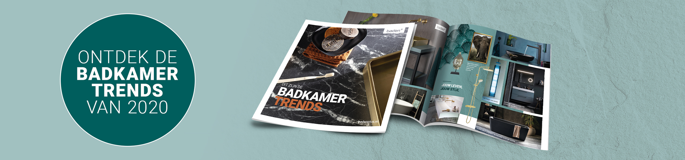 Baden+ trendfolder 2020 - Baden+ trendfolder 2020