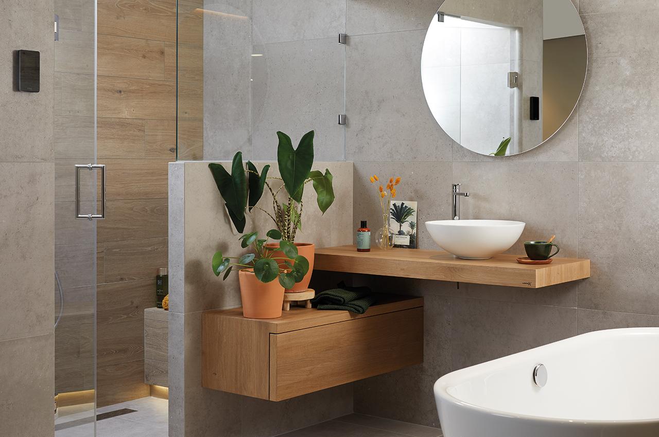 Scandinavische badkamers - Scandinavische badkamers