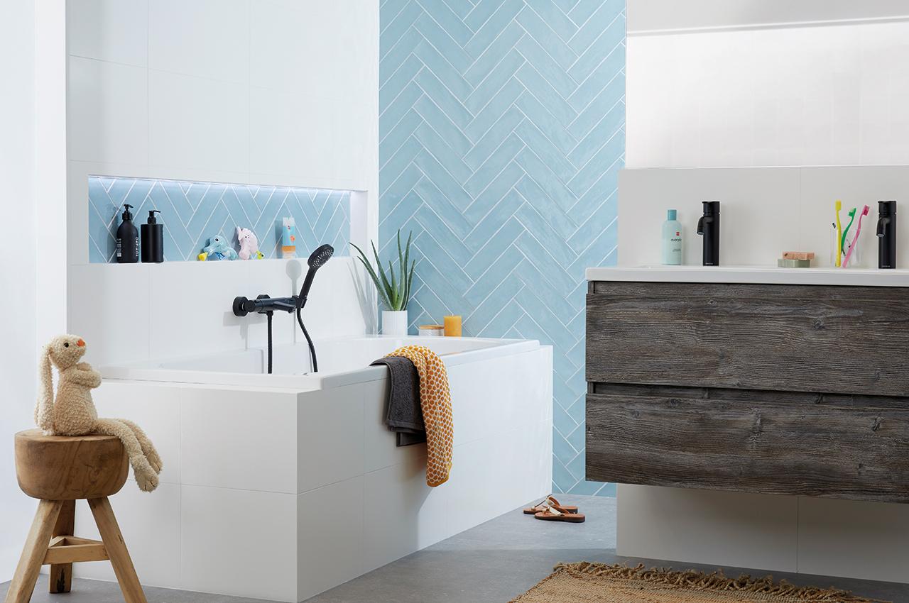 Familie badkamers - Familie badkamers