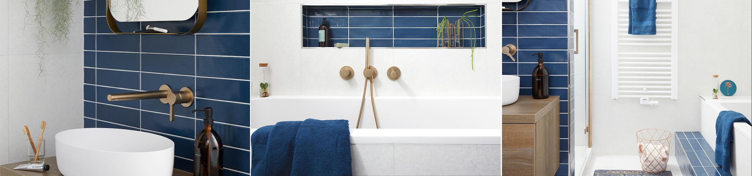 Inspiratie: voor een kleine badkamer - Inspiratie: voor een kleine badkamer