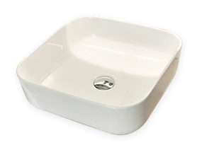 Badkamermeubel met wastafel - opzetwastafel van Primabad