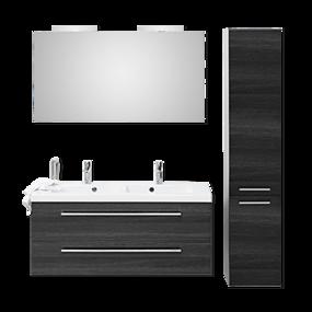 Spiegelkast en bijpassend meubel van Primabad