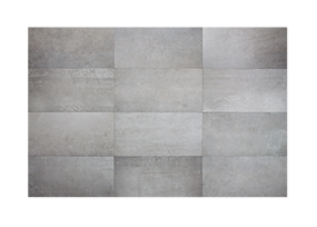 Wandtegels mooi in combinatie met Ceramique Concrete tegels van Sphinx