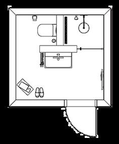 Kleine comfort badkamer - Collage Canyon 3 - klein maar fijn