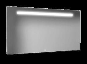 Opbouwkom - Spiegel met led verlichting
