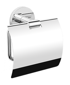 Randloos toilet - accessoire toiletrolhouder