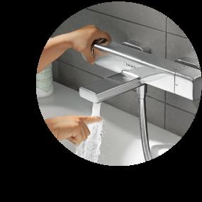 Hippe badkamer voor het gezin - Collage hippe badkamer - tips voor de familie badkamer