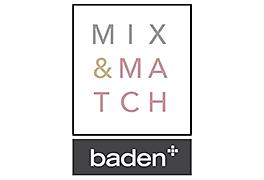 Baden+ huismerk