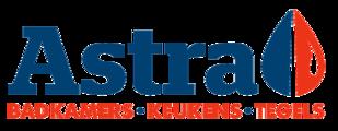 Logo van Astra Badkamers, Keukens & Tegels