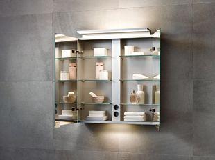 Spiegelkast voor extra opbergruimte